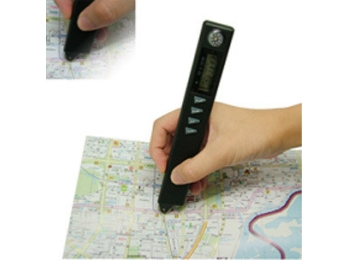 地图 天美意/天美意VSON V930 指南针的地图测距仪旅游勘探军队训练航海等...