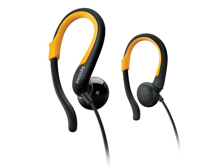 飞利浦耳机 SHS4800 98 耳挂式耳机 可调节式耳挂 透气耳机 正品